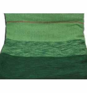 Blanket made of Green Sabra 1,75 x 2,50 M