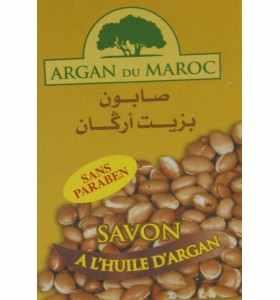 Savon à l'huile d'argan du Maroc