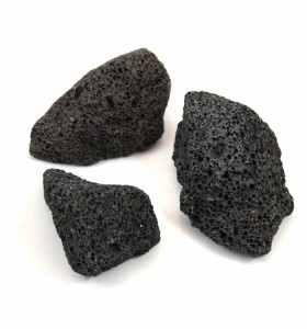 Piedra pómez volcánica