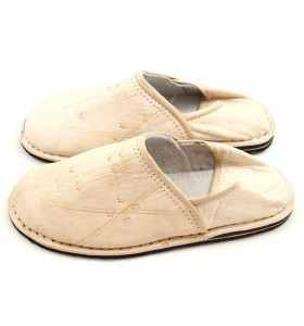 Amazigh Slippers made of Natural Leather