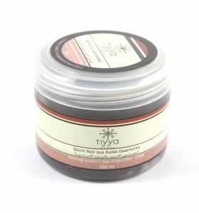 Jabón negro de aceites esenciales Tiyya