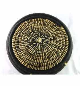 Berber Ethnic Basket - Small Model