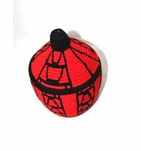 Berber & Ethnic Basket by Yara