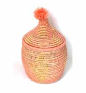 Berber & Ethnic Basket by Anyaa
