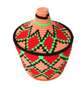 Corbeille ethnique berbère Saloua