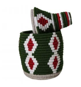 Corbeille ethnique berbère Nundja