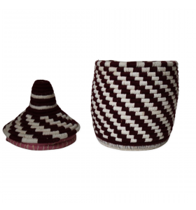 Berber & Ethnic Basket by Ouardia