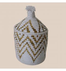 Corbeille ethnique berbère Azmar