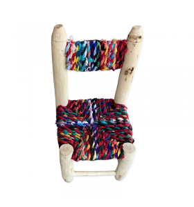 Small Chair (Boucherouite)...