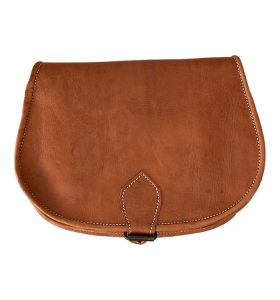 Bag made of Camel Leather by Ourika L