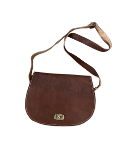 Bag made of Camel Leather by Ourika M