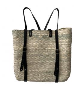 palm leaf backpack Medja