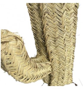 CACTUS Hand Braided Decoration in Doum Palm