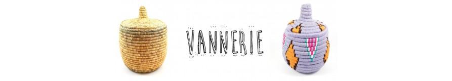 Vannerie--Décoration intérieure