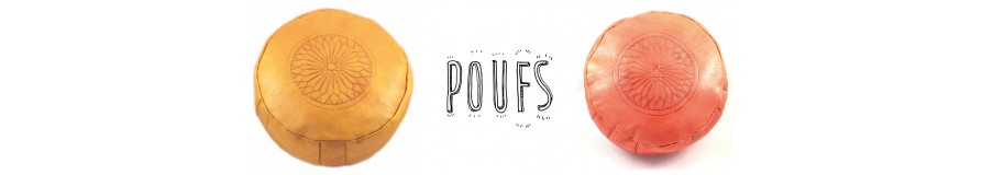 Poufs--Décoration intérieure