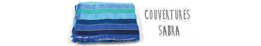 Couvertures sabra--Textile