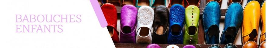 Babouches enfant et bébé--Chaussures